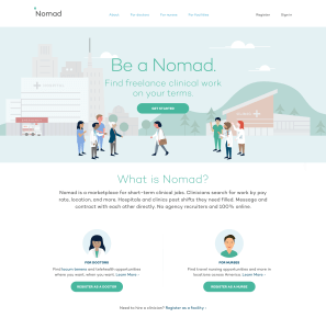Nomad Home Page
