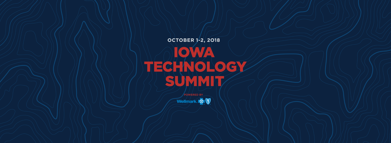 Presenting at the Iowa Technology Summit