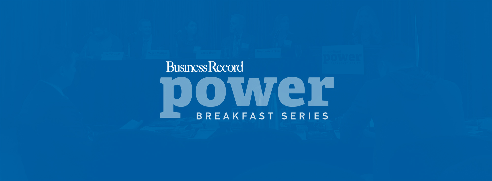 business record power breakfast featured image