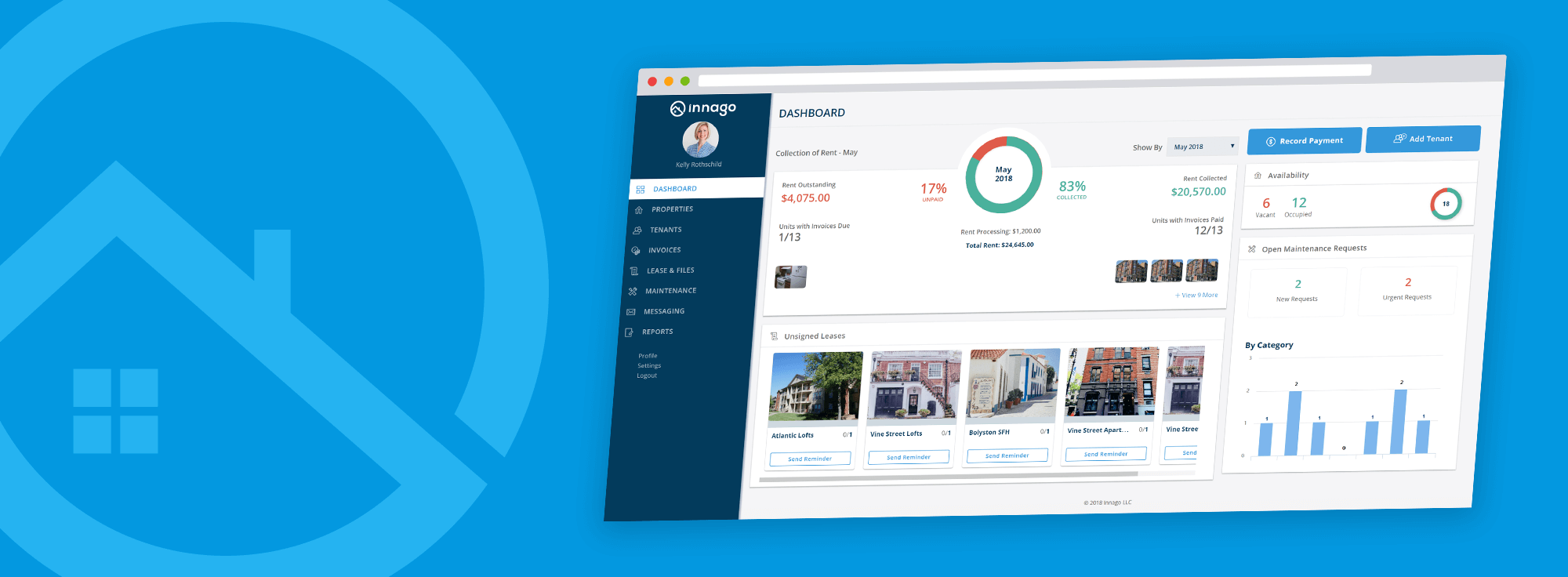 Innago Partners with Dwolla, Inc. for Easier Property Management