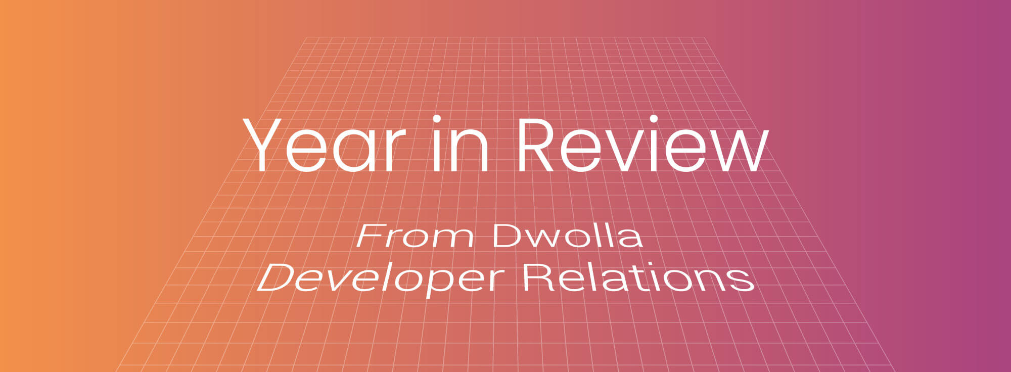 A Review of 2018 From A Dwolla Developer