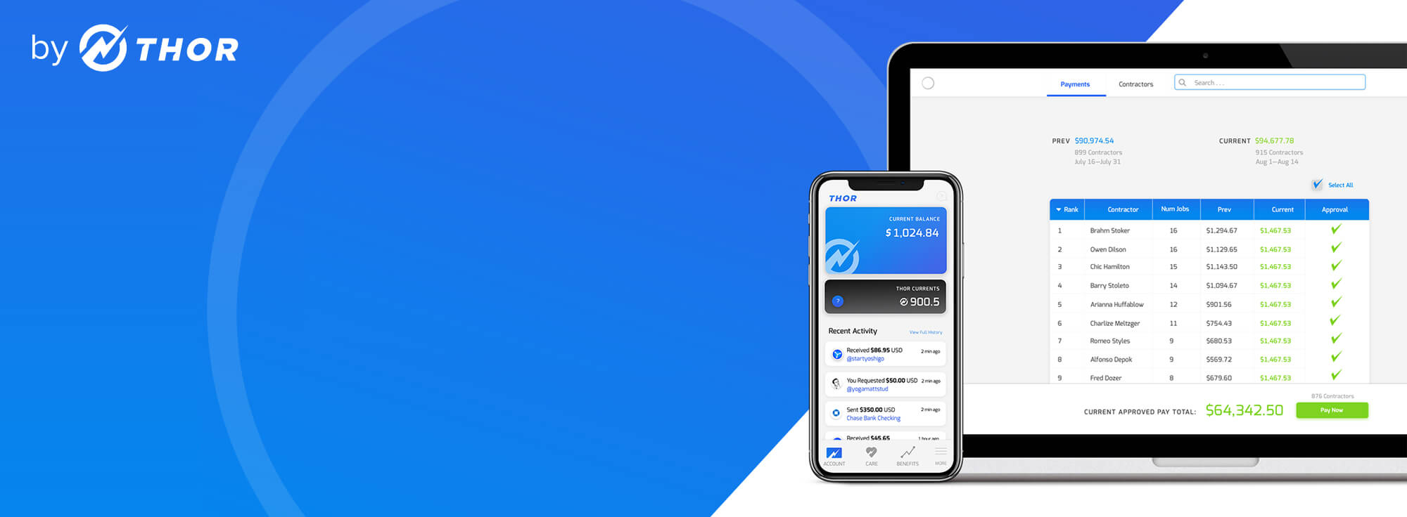 Smash Payments for 30% Savings With Odin by Thor