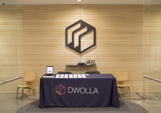 dwolla ribbon cutting table