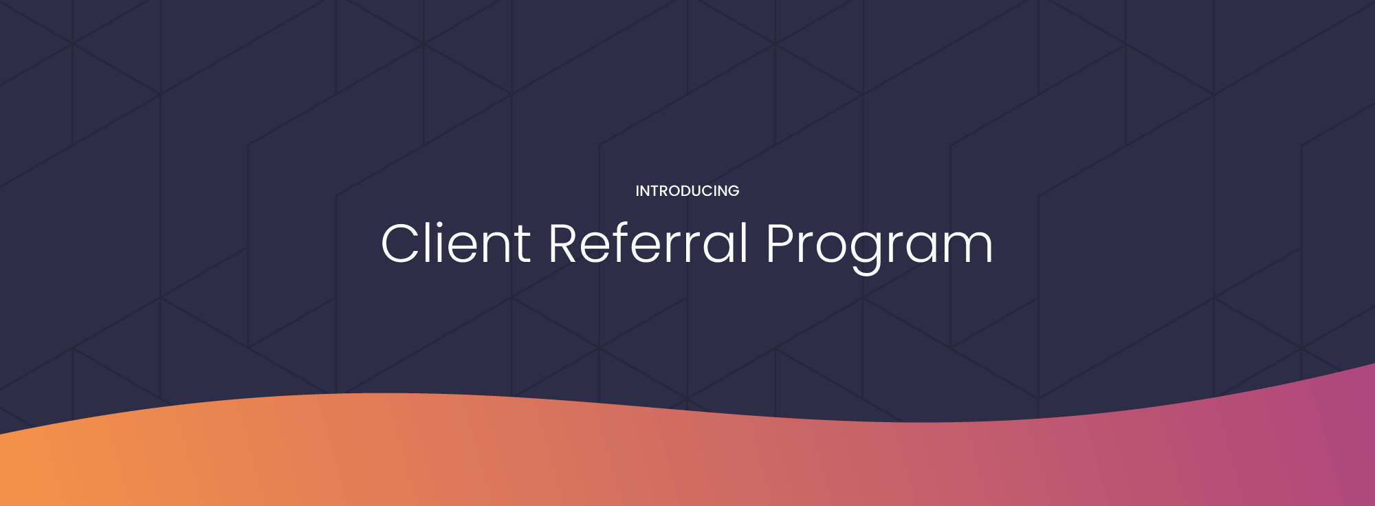 client referral program featured image