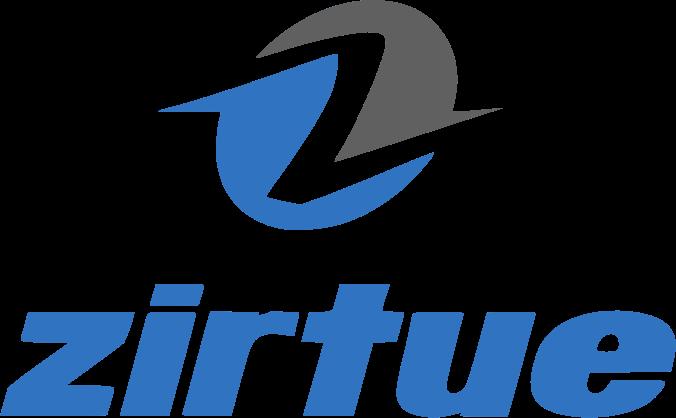zirtue logo full color