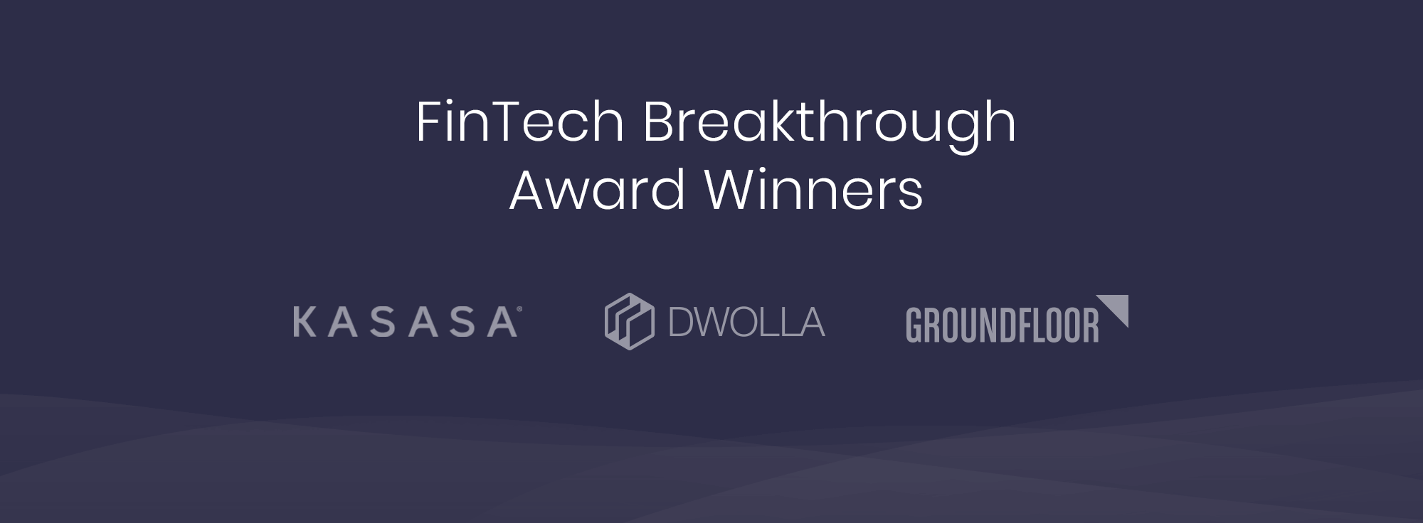 FinTech breakthrough award featured image