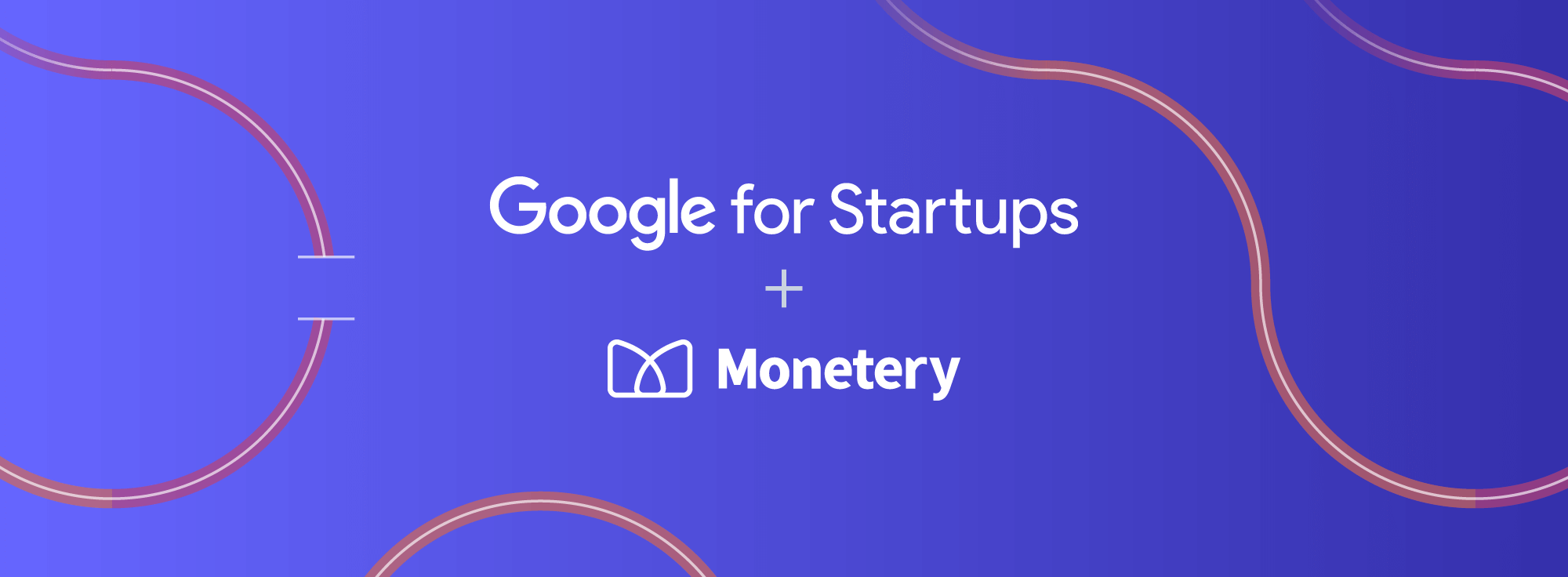 google for startups sponsors monetery