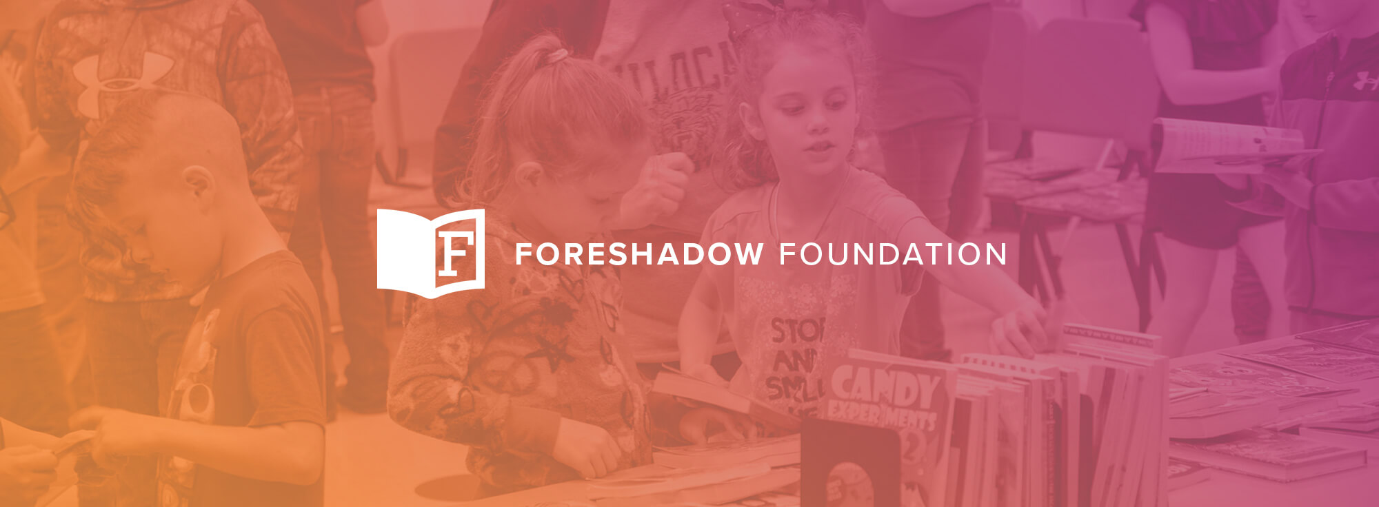 foreshadow foundation volunteer time off image