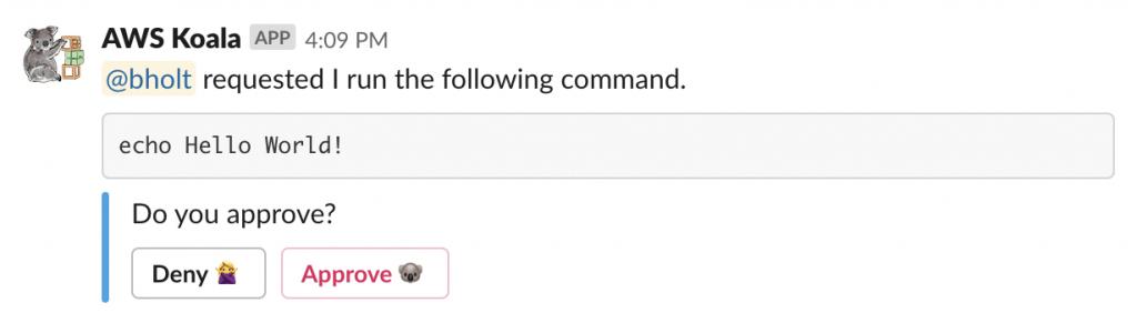 Proposal Command