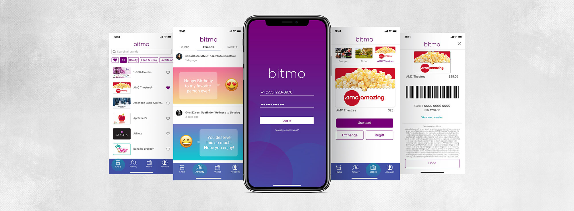 Bitmo Gifting Platform Case Study Image
