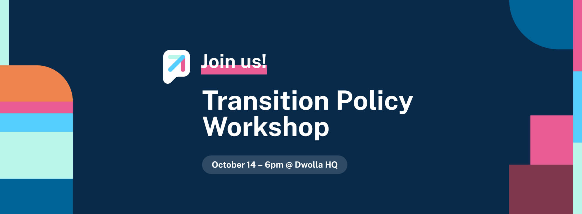 transition policy workshop