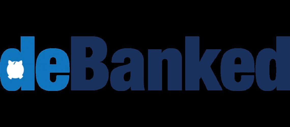 DeBanked logo